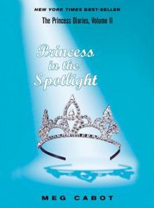 Princess in the Spotlight Read online