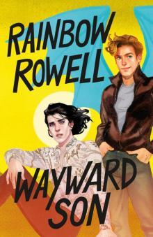 Wayward Son Read online